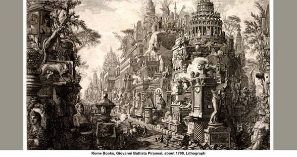 The World of Piranesi