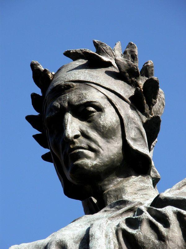 Dante Statue Viso