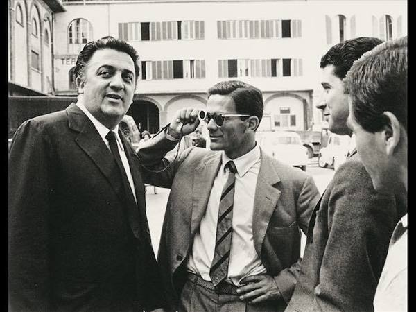 Pasolini E Fellini