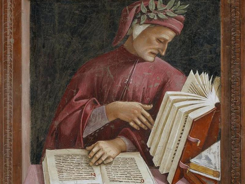 1321-2021: Commemorating Dante at Notre Dame